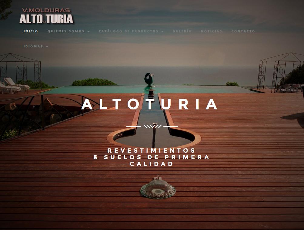 ALTO TURIA estrena web