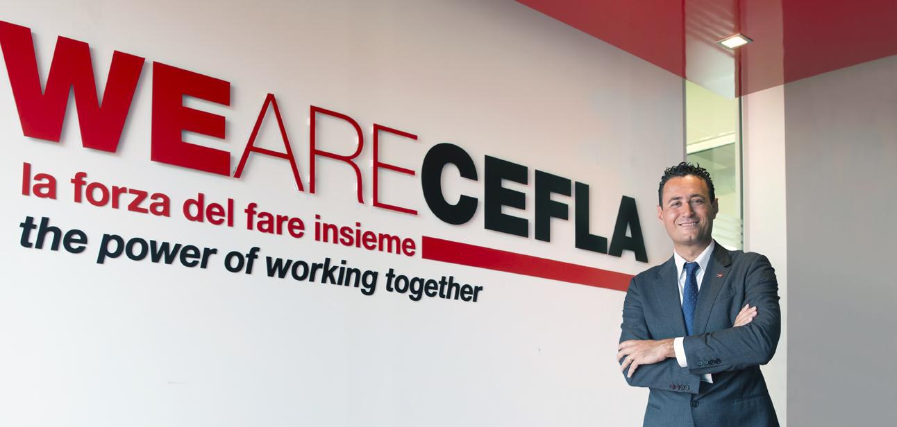 Gianmaria Balducci, reelegido Presidente de CEFLA