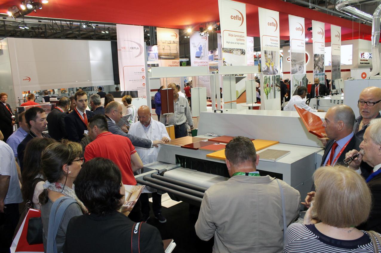 El negocio mundial de la maquinaria para la madera se reunirá en Milán