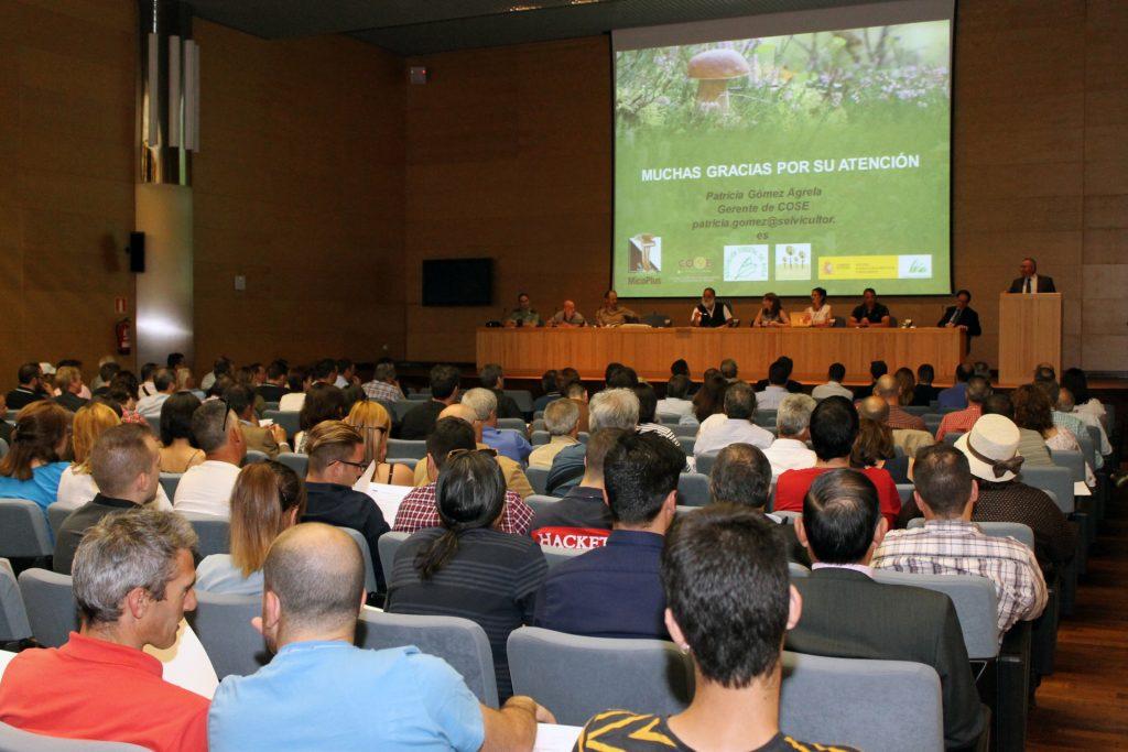 La jornada sirvió también para explicar el decreto de regulación de la micología en Castilla y León, de publicación inminente.