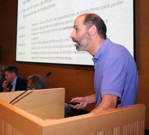 Guillermo Fernández Centeno, Subdirector Adjunto de la SG de Silvicultura y Montes del Ministerio de Agricultura, Alimentación y Medio Ambiente.