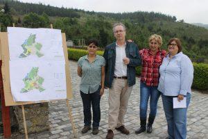 En el año 1992 la propiedad encargó a la Asociación Forestal de Galicia (AFG) la elaboración de un proyecto de ordenación con el fin de convertir la finca en una explotación forestal.