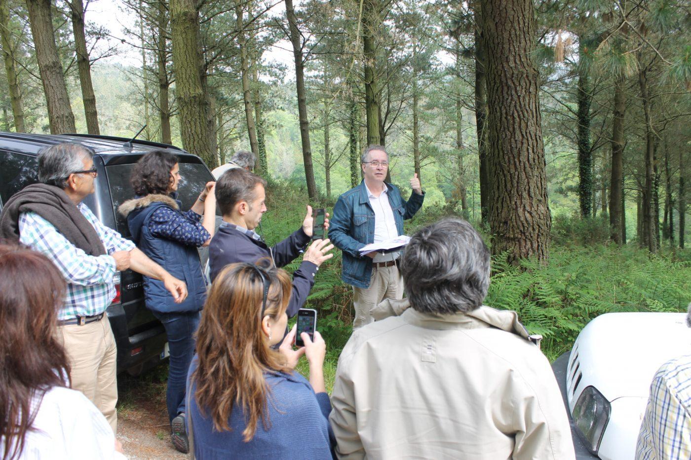Jornada sobre la Industria Forestal en Galicia