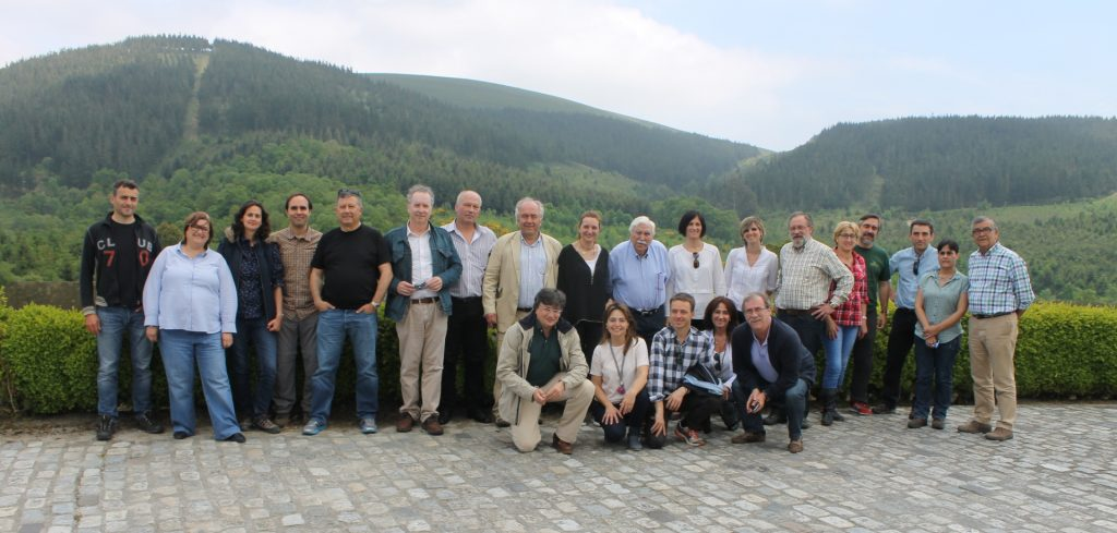 COSE ha visitado el monte Riobóo, en O Valadouro (Lugo), como parte del programa de sus jornadas de fomento del asociacionismo 2016.