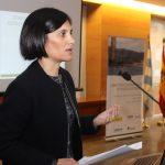 Leire Salaberría, Directora Gerente de USSE, la Unión de Selvicultores del Sur de Europa-