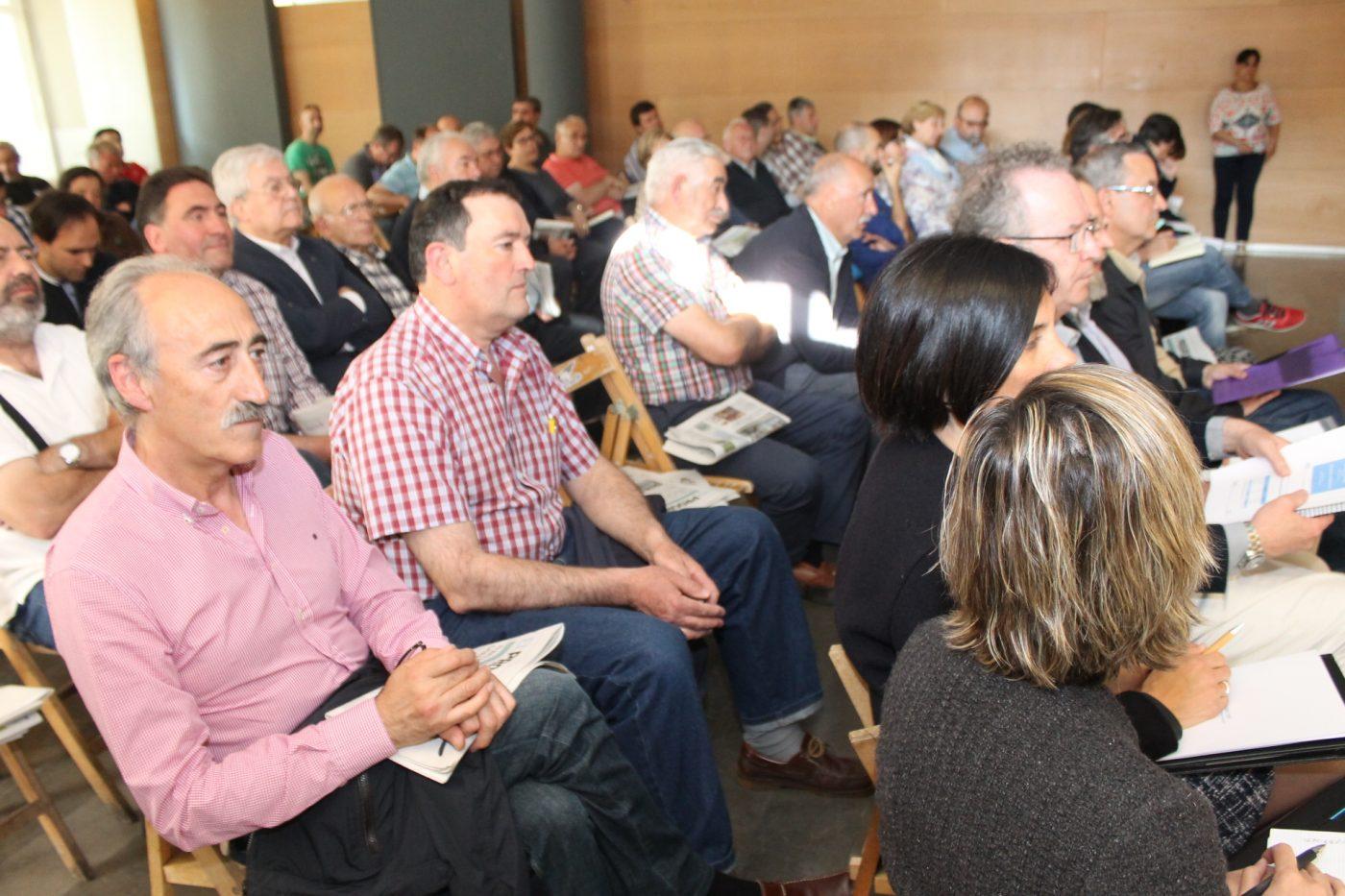 COSE promueve en Galicia una gestión sostenible a través de selvicultores activos
