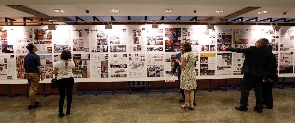 Presentados 123 paneles a los cuartos Premios EGURTEK