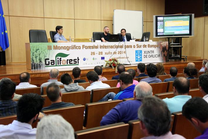 """GALIFOREST Abanca 2016 fomentará el empleo forestal transfronterizo en su """"Job Day"""""""