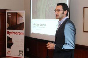 Aurelio Gámiz, jefe de ventas del Grupo GAMIZ.
