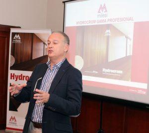 José Luis Arona, Director Técnico de Industrias Químicas IVM.