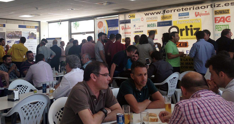 Un millar de personas visitaron las Jornadas del MULTICENTRO ORTIZ