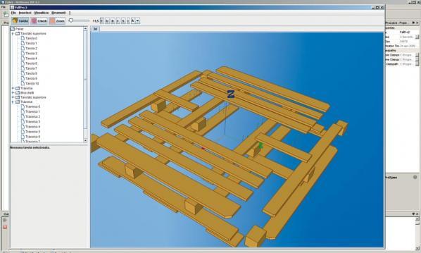 Pall Pro 2 es un software para el proyecto de palets.