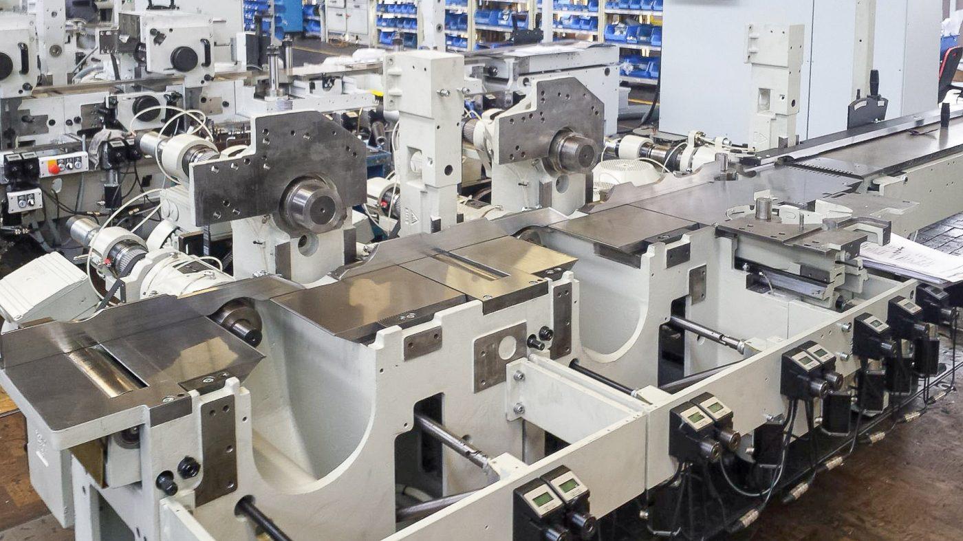 Crece la demanda de equipos usados de WEINIG