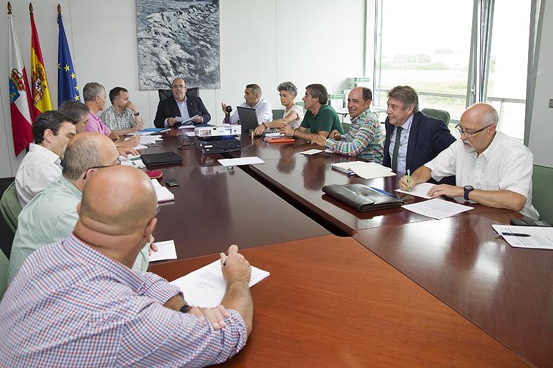 La Mesa Forestal de Cantabria aprueba el Plan de Lucha Integrada contra las Plagas del Eucalipto