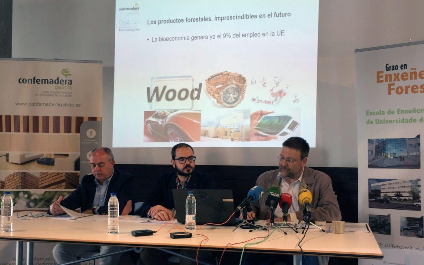 La industria de la madera y el mueble de Galicia facturó 1.941 millones de euros en 2015