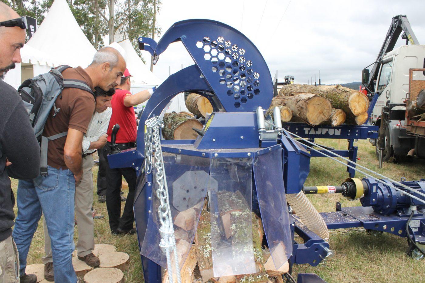 Nacen la Asociación Galega de Leñadores y una plataforma online de compra-venta de madera