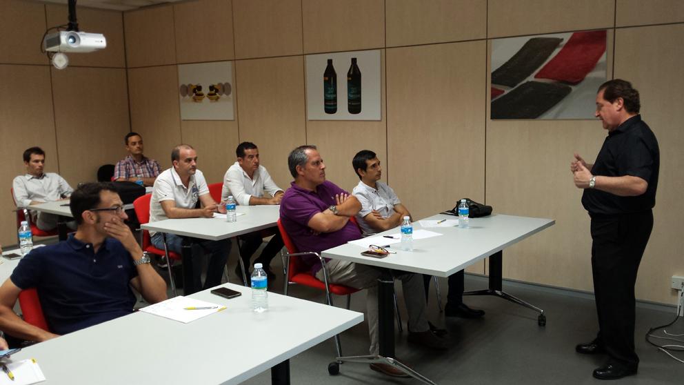 MIRKA celebra una nueva edición de su sesión formativa para el Sector Industria