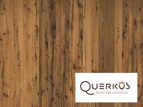 DECOSPAN y ARKOMEX presentan los paneles Querkus de madera natural