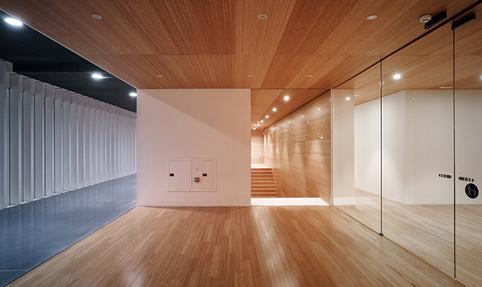 El Museo Pompidou de Málaga se reviste de bambú