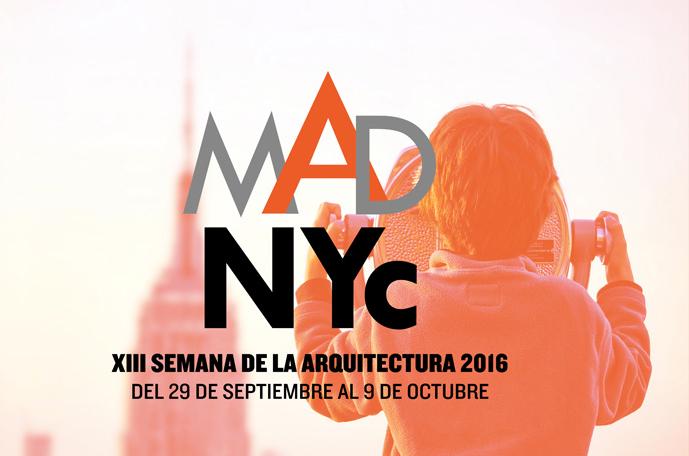 COAM invita a disfrutar de la XIII SEMANA DE LA ARQUITECTURA DE MADRID