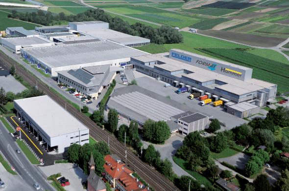 FELDER GROUP invertirá 60 millones de euros en la planta de producción de Hall in Tirol