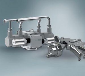 DÜRR presenta en Schopfloch sus productos en torno a la tecnología del lacado.
