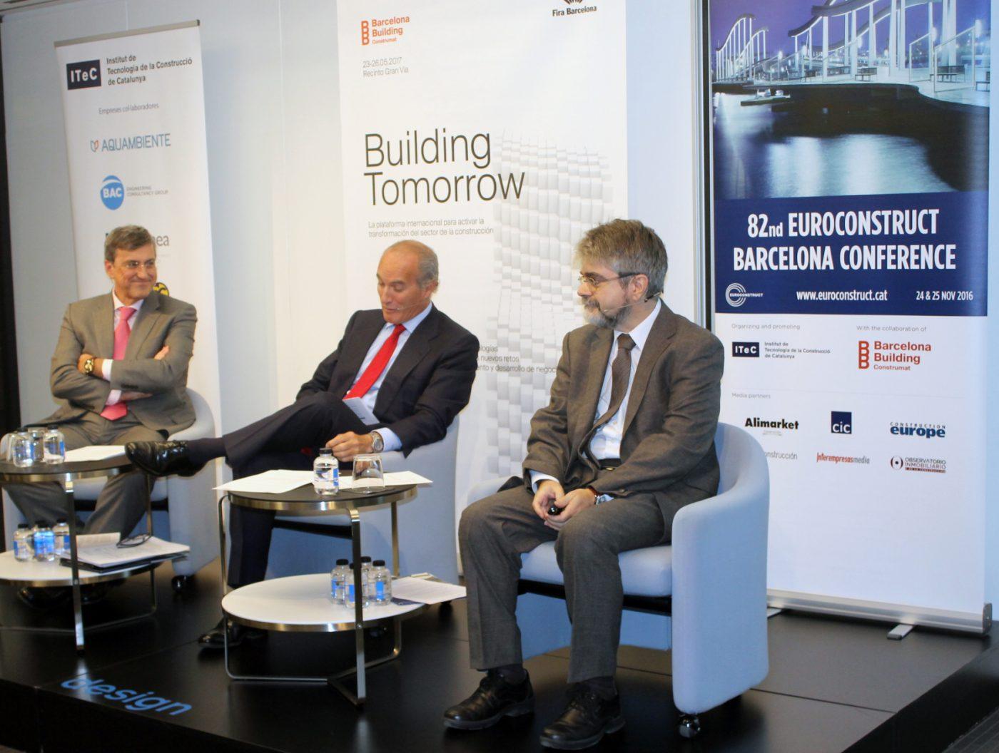 Amenazas de recaída de la construcción en España