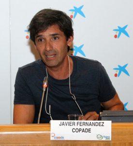 Javier Fernández, Director General de COPADE.