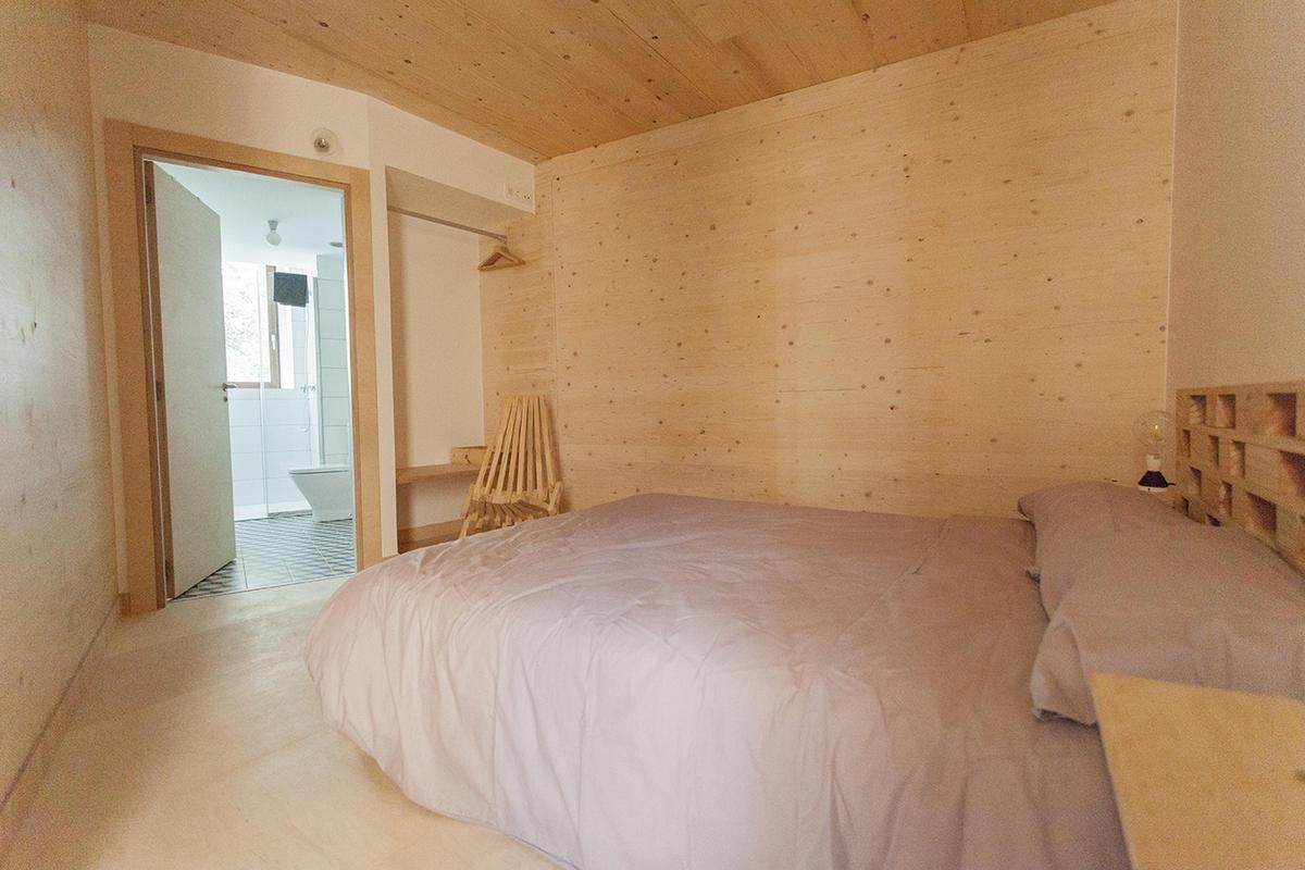 Construcción de edificios de consumo casi nulo aplicada al sector de la madera