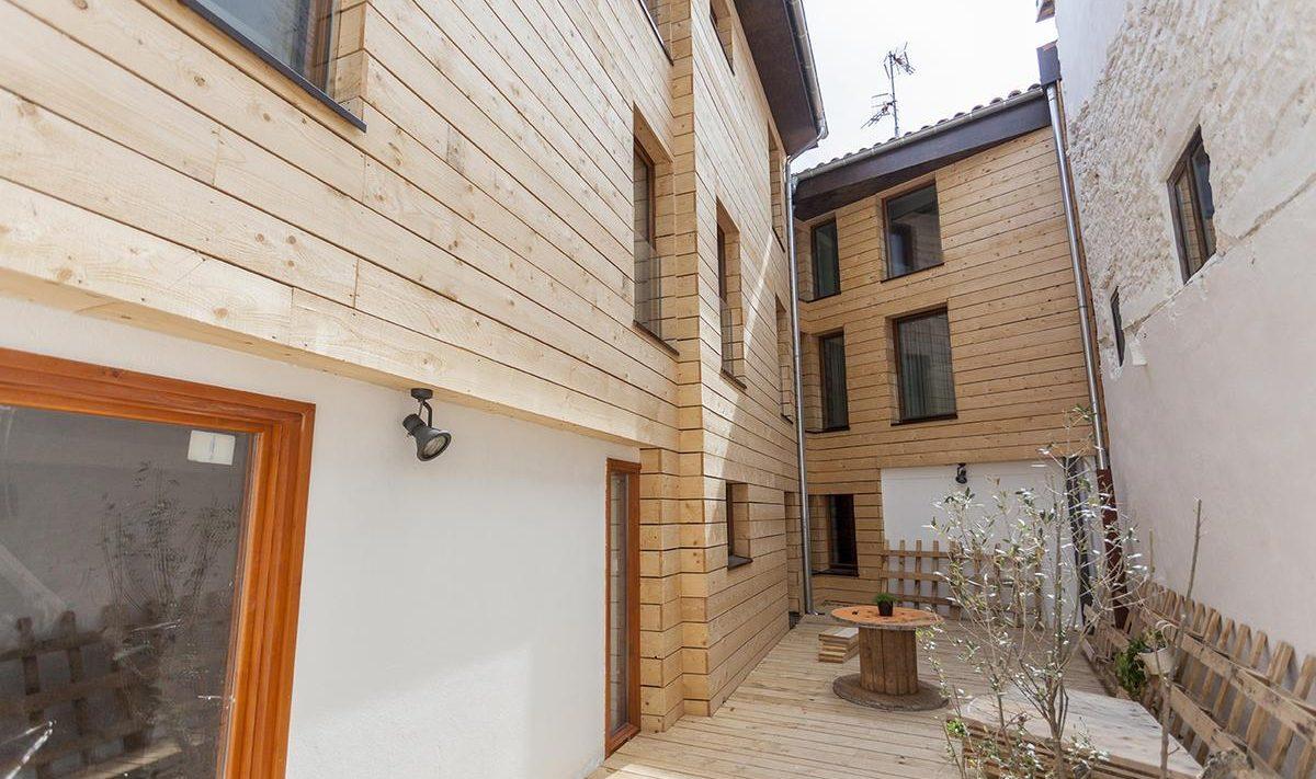 El estándar Passivhaus conecta con el turismo rural