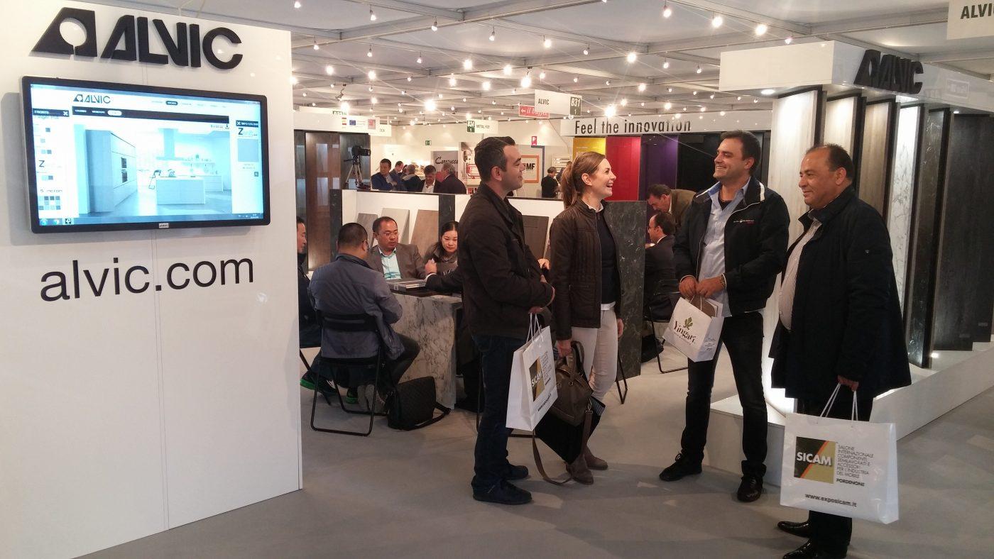 Grupo ALVIC presenta su nueva colección en SICAM 2016