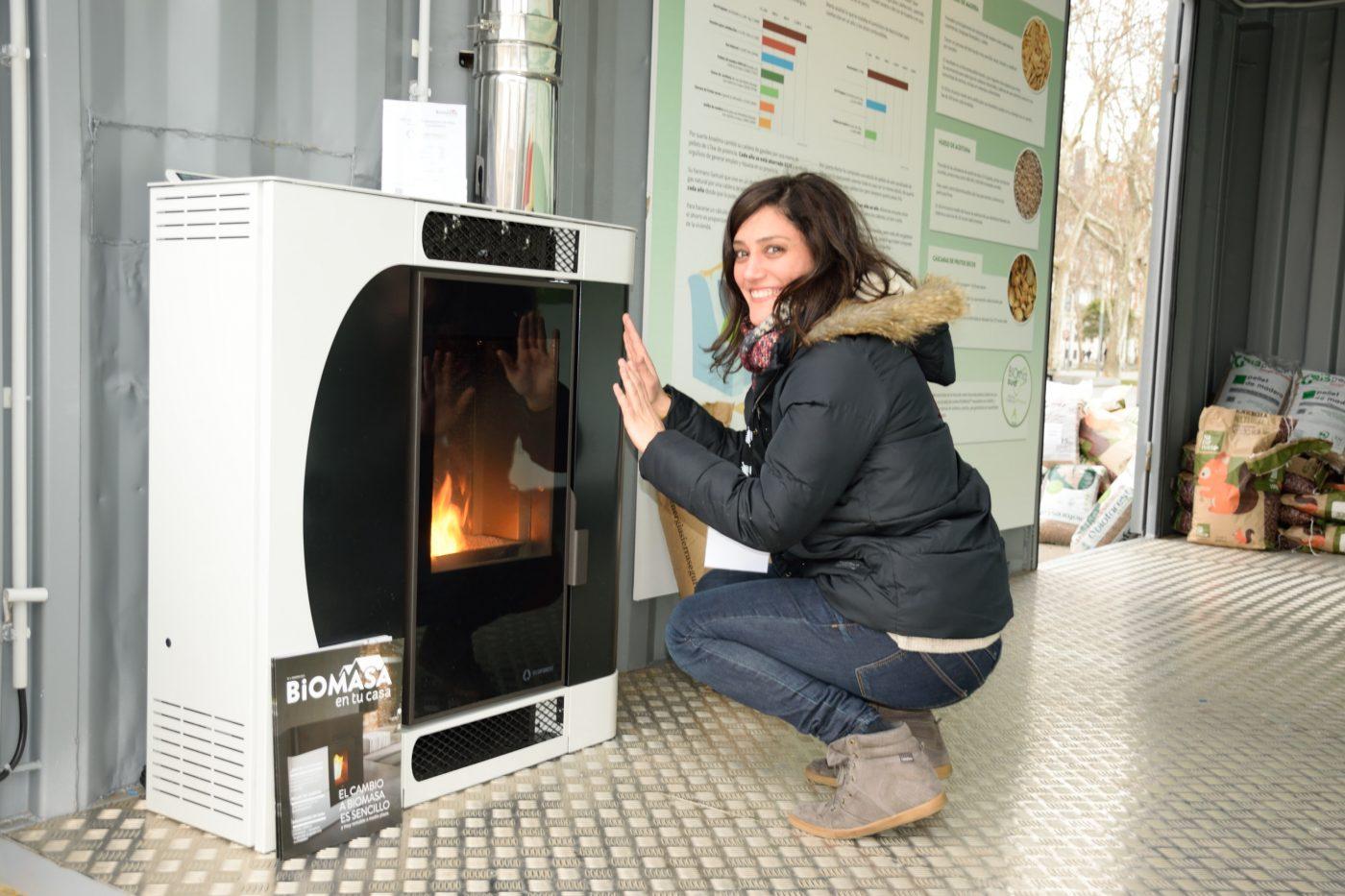 La generación de energía con biomasa concentra el 44% del empleo de las renovables en la Unión Europea