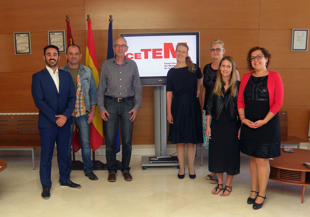 CETEM acoge la segunda reunión del consorcio del proyecto BEYOND 45