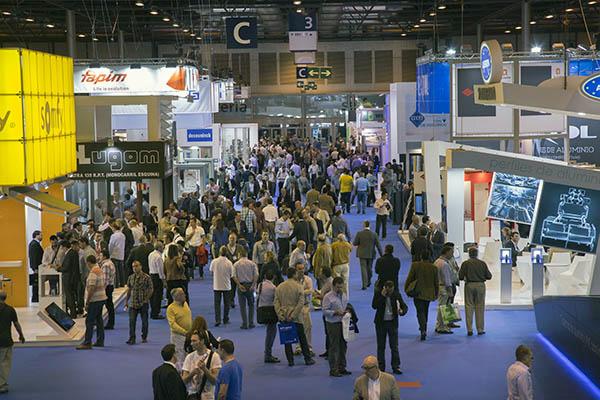 Tres empresas asociadas en AEIM participan como expositores en CONSTRUTEC y VETECO