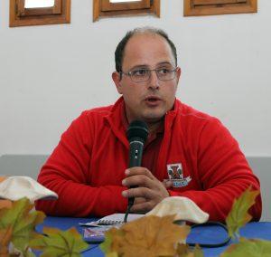 Alberto Izquierdo, Alcalde de Gúdar y Vicepresidente de la Comarca Gúdar Javalambre.
