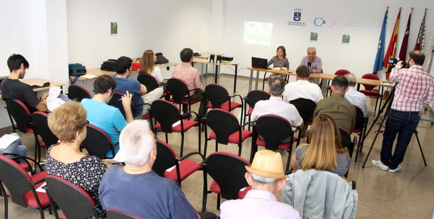 COSE presenta en Murcia el proyecto MicoPlus, para la regulación de la recolección se setas