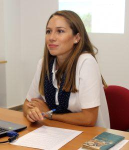 Ana Belén Martínez, Técnico de PROFOMUR.