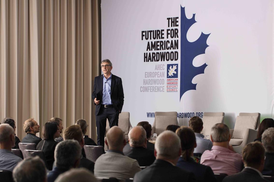 A debate el futuro de la madera de frondosas estadounidenses