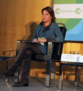 Patricia Gómez Agrela, gerente de COSE.
