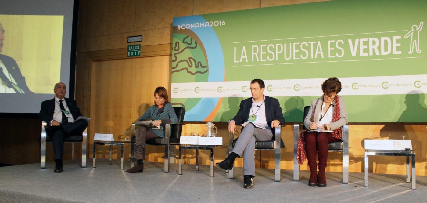 """COSE en el CONAMA: """"Podemos convertir el territorio en oportunidades para generar empleo y riqueza"""""""
