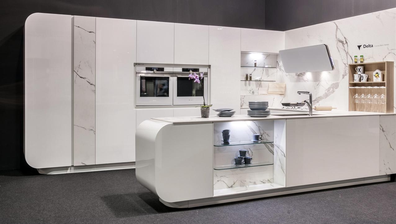 La sinergia que cevisama puede aportar a espacio cocina - Delta cocinas ...