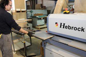 """""""HEBROCK es la opción ideal: Ofrece un gran rendimiento y no requiere mantenimiento""""."""