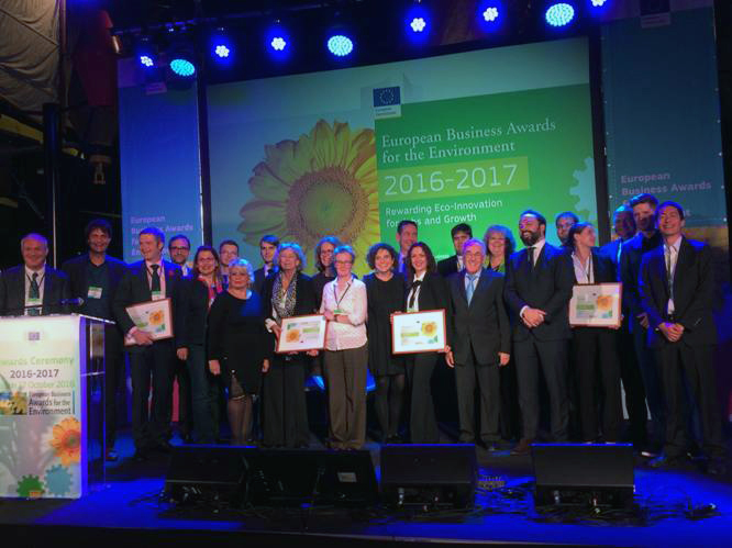 MADINTER, premiada por la Comisión Europea