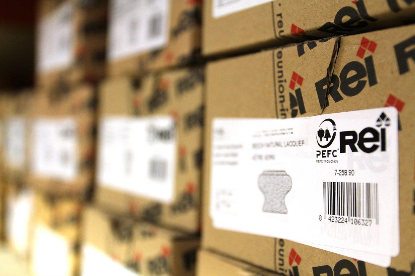 Los consumidores buscan la etiqueta PEFC en los productos que compran