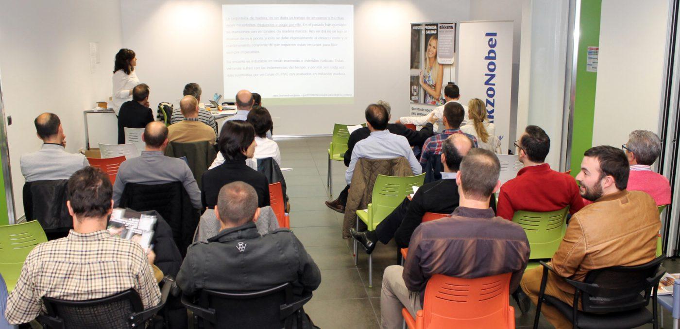 Gran éxito del primer Encuentro de Fabricantes de Ventanas de Madera