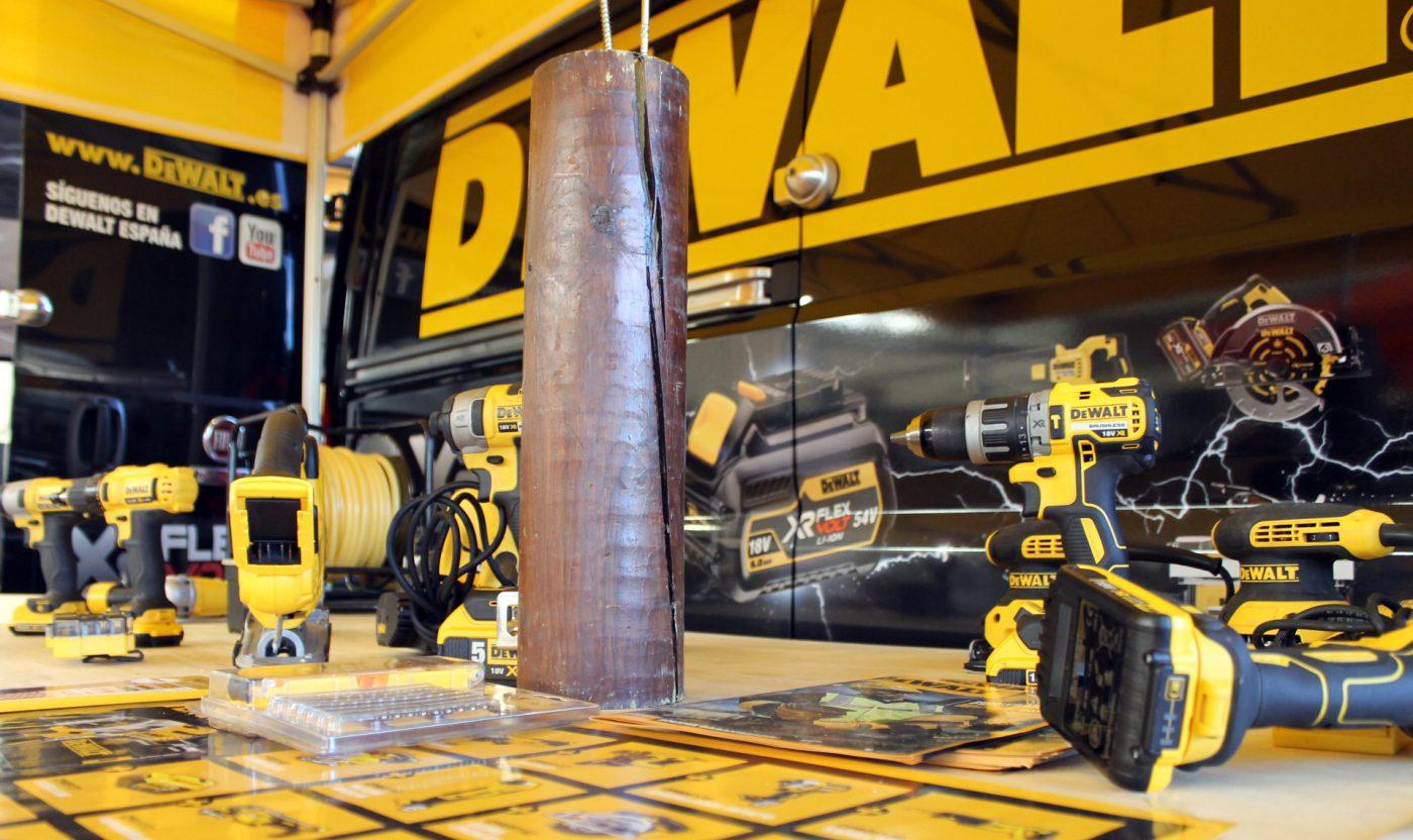 DEWALT presenta su nueva batería XR FLEXVOLT
