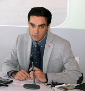 Angel Manuel Sánchez Martín, Jefe de Servicio de Restauración de la Vegetación de la Junta de Castilla y León