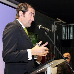 Juan Carlos Suárez-Quiñones, Consejero de Fomento y Medio Ambiente de la Junta de Castilla y León