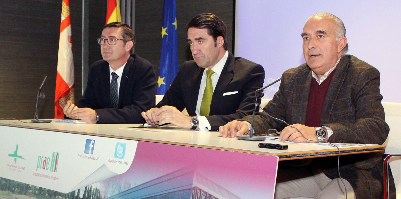La Junta de Castilla y León anima a los propietarios forestales privados a agruparse