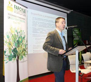 Joan Rovira, secretario general del Consorci Forestal de Catalunya